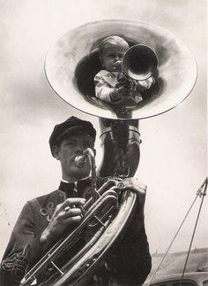 Duet, New York, 1940. By John Phillips