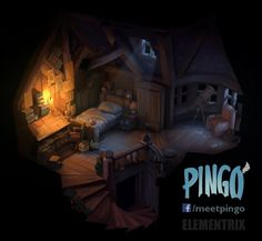 Pingo game I really like the little layout of this and i can see how i can probably incorporate it to my own work.