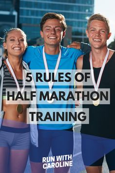 Half marathon training takes persistence and discipline, regardless of your running ability. Whether you're a running rookie or a half marathon veteran, the secret to a great race day result is all in the training.     When you arrive at the start line you want to be in the best possible condition to achieve your half marathon goals, whatever they may be.  You should be well-trained but also rested and primed to perform following your taper.