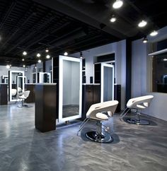 Love it salon design in 2019 beauty salon decor, beauty salon interior, bar Nail Salon Decor, Hair Salon Interior, Beauty Salon Decor, Salon Interior Design, Beauty Salon Design, Barber Shop Interior, Barber Shop Decor, Massage Room Design, Salon Lighting