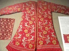 c 1600 knitted in si