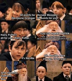 Harry Potter Mean Girls reference?!