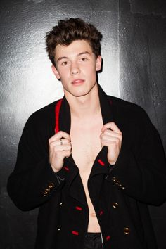 4d3eaf795d60d Musician Shawn Mendes photographed by Brad Elterman and styled by Sean  Knight