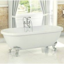Regal 1700 Double Ended Roll Top Bath