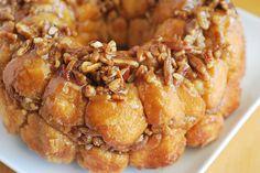 Caramel & Pecan Monkey Bread