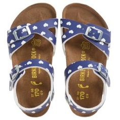 252db7230eefe8 Birkenstock - Red Mickey Mouse Rio Sandals