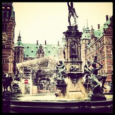 lilli_0 #Frederiksborg #Denmark #Travel #sites #castle