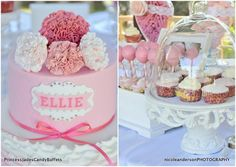 Party Inspirations: Vintage High Tea Birthday Party