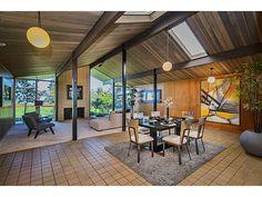 Beautiful original owner Eichler for sale in Burlingame, CA
