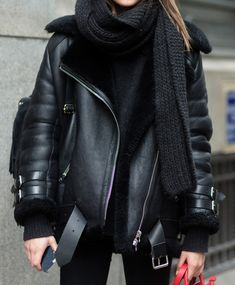 Leather Moto Jackets That Will Instantly Update Your Fall Look from InStyle.com