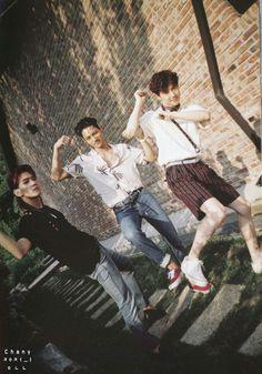 #exo #suho #lay #chanyeol #baekhyun #xiumin #chen #sehun #kyungsoo #kai #kokobop #thewar