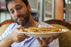 Eat breakfast better: Dan Pashman shows the best way to eat eggs, bagels, doughnuts.