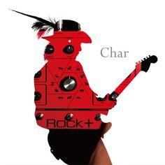 Char「ROCK十」ジャケット