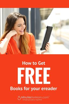 How to Get FREE Books for Your eReader!