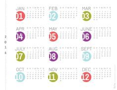 Free Printable  CalendarYear  Download  Pdf Calendars Of