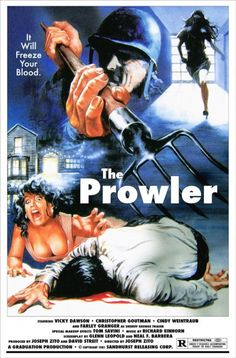The Prowler Movie Poster