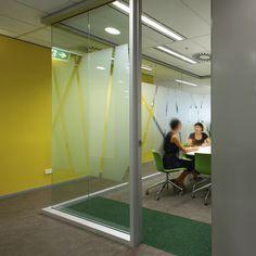 organic interior conf. room window decals - Google Search