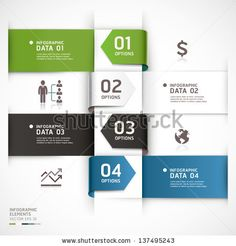 Abstract business infographics template. Vector illustration. can be used for workflow layout, diagram, number options, step up options, web design, infographics.