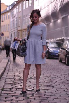 9d1bf2b880fe emily salomon - dres ganni Gray Dress