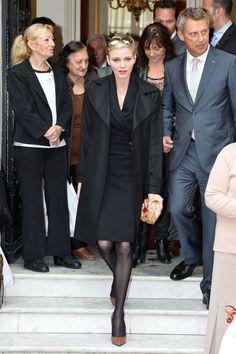 Princess Charlene of Monaco's Greatest Fashion Moments  - TownandCountryMag.com