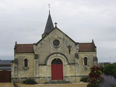 Église Saint-Martin d'Abilly (37160)