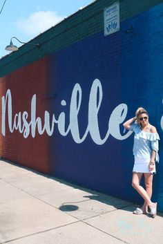 Stripes Across Nashville | Style in a Small Town