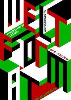 Weltformat 2015 Luzern | Slanted - Typo Weblog und Magazin