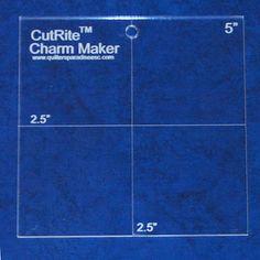 CutRite Charm Maker from Missouri Star Quilt Co