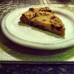 cookie cake (gluten free)