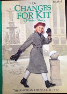 4/$10 Changes For Kit A Winter Story Book 6
