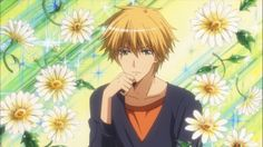 Usui Takumi - My Anime Shelf Manga Boy, Manga Anime, Anime Art, Girls Anime, Cute Anime Guys, Best Romantic Comedy Anime, Usui Takumi, Maid Sama Manga, Kaichou Wa Maid Sama