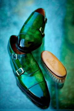 Patina by Dandy Shoe Care.
