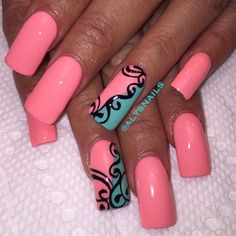 Spring Fever  by AlysNails from Nail Art Gallery