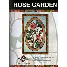 Just Patchwork - Rose Garden, $15.00 (http://www.justpatchwork.com.au/rose-garden/)