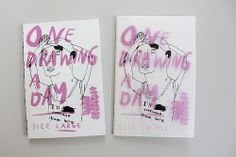 the drawing-book! by Klara Persson on Flickr