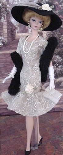 Cocktail Dresses Barbie doll