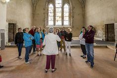 Visite de la chartreuse de Mélan à Taninges pendant les Journées européennes du patrimoine 2017 #hautesavoiExperience