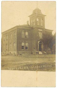 """Show-Me"" Warrensburg & Johnson County, MO: Knob Noster, Missouri History, Johnson County"
