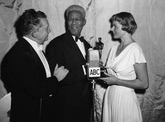 """James Baskett ( for his able and heart-warming characterization of Uncle Remus in """"Song of the South 1948) (Honorary)"""