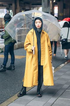 The Best Street Style Photos From Tokyo Fashion Week Spring 18 Tokyo Fashion, Japanese Street Fashion, Harajuku Fashion, Cool Street Fashion, Korean Fashion, Harajuku Style, Harajuku Girls, Kawaii Fashion, Tokyo Street Style