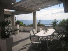 Panoramic sea view penthouse in San Agustin