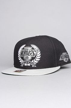 $25 The LA Kings Winners Circle Snapback - Use repcode SMARTCANUCKS for 10% off on PLNDR - http://www.lovekarmaloop.com