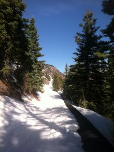 Hiking in Ouray, CO 2014