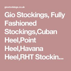 Manufacturers of the finest original Fully Fashioned stockings and luxurious RHT stockings. Fully Fashioned Stockings, Online Lingerie, Pointed Heels, Perfect Fit, Finding Yourself, Belt, Belts