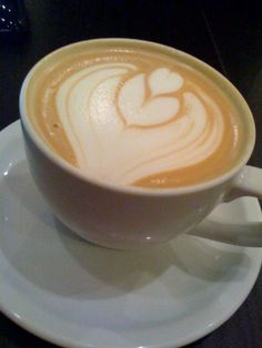 Thank you to the Uptown Normal Coffee Hound for making this beautiful drink for me!     www.facebook.com/... yummy