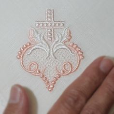 gorgeous embroidery design from Sonia Showalter
