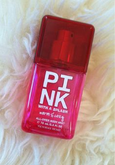 Victoria's Secret Warm and Cozy. AMAZING cozy and sweet scent. PERFECT for Fall and Winter!