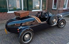 """The Le Patron kit car based upon the famous 2CV is an easy to build and fun to drive kit-car that has it's roots in the Netherlands. Born out of a desire for better quality and looks. The Le Patron kits combine the best of """"both"""" worlds: British design, French techniques and Dutch craftsmanship. Garage Van den Berg (Ophemert, Netherlands) is active in the kit car business since 1991. Sold from 1998 all over the Netherlands, Germany,Belgium,England, France and Spain."""