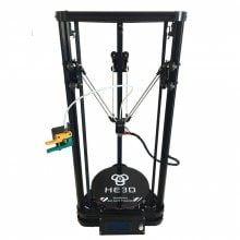 HE3D K200 Single Extruder Delta 3D Print Kit