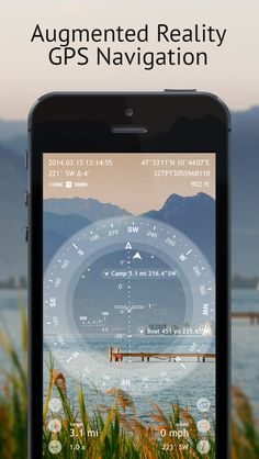 Spyglass – Best Augmented Reality Compass, Maps and GPS Navigator for iPhone and iPad – Happymagenta